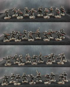 30k, Forge World, Horus Heresy, Rust Scorpions, Solar Auxilia, Troops