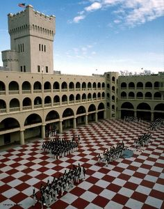 The Citadel I Founded in 1842 as the South Carolina Military Academy, The Citadel was one of approximately 100 military schools in the U.S. South during 1839-1915.