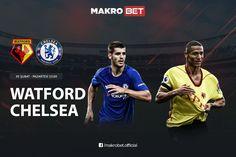 Watford – Chelsea İngiltere #PremierLig'de bu sezon şampiyonluk yarışından oldukça geride kalan #Chelsea yine de ilk dört takım arasında ki yerini koruyor. Zoru deplasmanda #Watford ile karşı karşıya gelecek olan Chelsea son resmi 13 mücadelede kaybetmediği rakibini tekrar yenerek yükselişini sürdürebilecek mi. Diğer etkinliklerimiz ve maç esnasında #Canlıbahis seçeneklerimiz ile #Enyüksekbahisoranları #Makrobet'te sizlerle. Watford (5,66) – Beraberlik (3,93) – Chelsea (1,67) Bugün: 23.00…