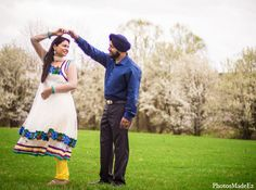 indian engagement wedding portraits outdoors http://maharaniweddings.com/gallery/photo/8959