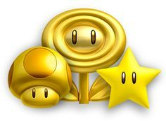 New Super Mario Bros. 2 Power-Ups
