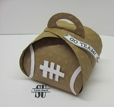 Curvy Keepsake Box football 001