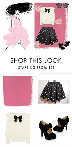 Kate Spade Skirt by folioboutique on Polyvore featuring Yves Saint Laurent