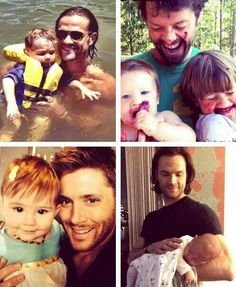 1000+ images about Jared, Jensen, and Misha on Pinterest ...