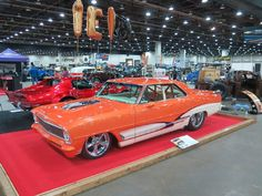 We grabbed as many of the early move-in cars as we could to give you a heads up on what you can see at the 2016 Detroit Autorama.