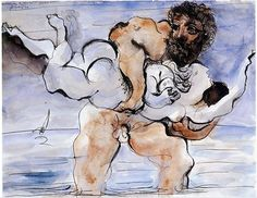 Pablo Picasso - Minotaure - 1933
