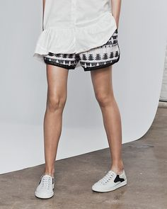 Thakoon Addition Tribe Tweed Short | LuckyShops