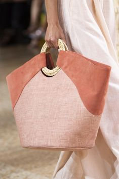 Ulla Johnson at New York Fashion Week in Spring 2019 - Details Runway Ph . - Ulla Johnson at New York Fashion Week in Spring 2019 – Details Runway Photos - Purses And Handbags, Leather Handbags, Leather Bag, New York Fashion, Diaper Bag Backpack, Tote Bag, Diaper Bags, Fashion Bags, Diy Bags