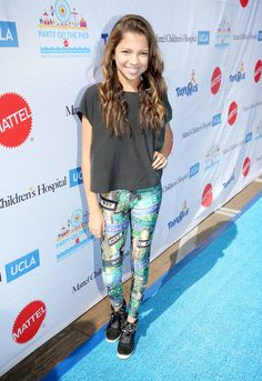 Cree Cicchino Photos Photos - Actress Cree Cicchino attends the 17th Annual Mattel Party on the Pier on September 25, 2016 in Santa Monica, California. - 17th Annual Mattel Party on the Pier