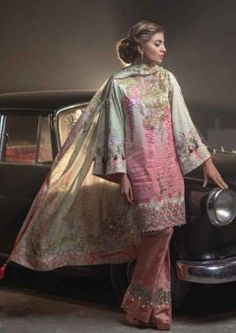 RUNGREZ LAWN COLLECTION FOR SPRING/SUMMER 2017-18 | PK Vogue