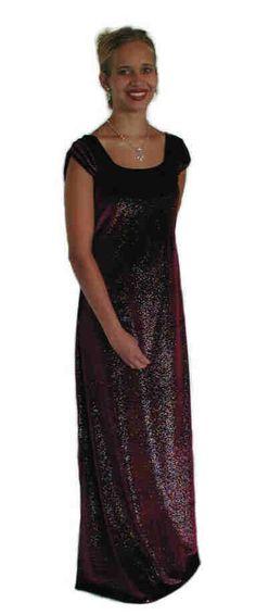Easy Prom Dress Pattern