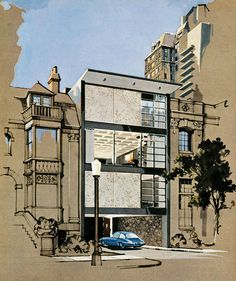 The 1962 Playboy Town House | R. Donald Jaye