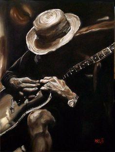 Delta Blues art