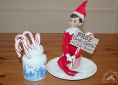100 Elf On The Shelf Ideas | A great incentive for the kids to do their chores!