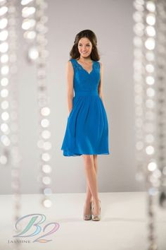 Jasmine B2 Bridesmaid Dresses - Style B163058