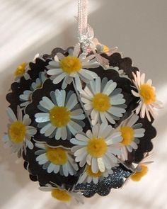 Daisy Ball Decoration  Wedding Shower Birthday