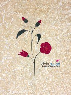 new flowers for marbling (2)