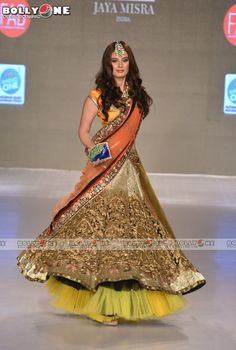 Evelyn Sharma as showstopper for Jaya Misra http://www.jayamisra.co.in/ at 'Weddings at Westin', #Pune Fashion Show http://www.westinpunekoregaonpark.com/westinweddingsexhibition May, 13 #Desi