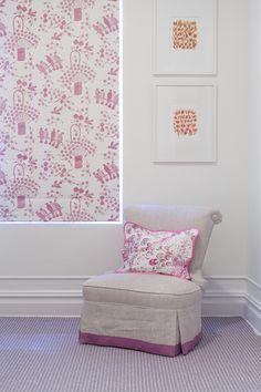 girl's bedroom // Lilly Bunn Interiors