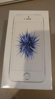 Apple iPhone SE - 16GB - Silver (Verizon Factory GSM Unlocked) Smartphone | eBay