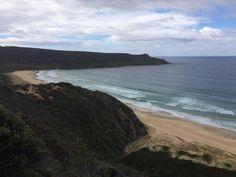 Cape Queen Elizabeth track, Bruny Island, Tasmanië, Australië #tasmania #tassie #australia #roadtrip