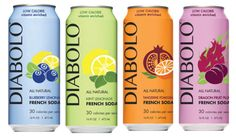 Get a Free Diablo French Soda Sign into your Social Nature account for the chance to receive a voucher for 16oz French Soda by DIABOLO ($1.49 value). Available in 4 flavors: Dragon Fruit Plum Blueberry Lemonade Mint Lemonade and Tangerine Pomegranate.   Free Diablo French Soda
