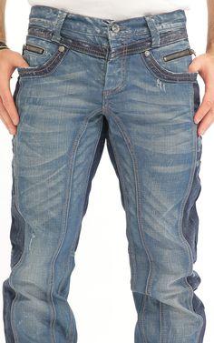 Cipo Baxx Mens Jeans C-0761 - CIPO & BAXX - AUSTRALIA