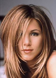 A History Of Jennifer Anistons Hair