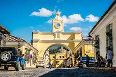Fotografía El Arco de Santa Catalina, Antigua Guatemala por Joel García Guate en 500px
