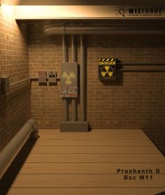 """3DS Max Work"" done by Prashanth D - Batch Bsc - M11."