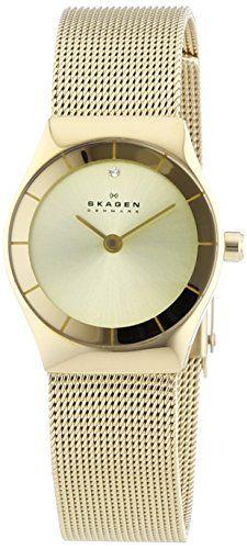 Skagen Damen-Armbanduhr XS Analog Quarz Edelstahl beschichtet SKW2045 Skagen http://www.amazon.de/dp/B00ECBOD7Y/ref=cm_sw_r_pi_dp_tS3vwb1XC1NRM