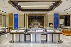 Chan Juan Jewelry Store by Shangyuan Art Design, Shenzhen – China » Retail Design Blog
