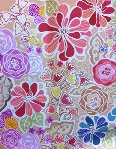 Surface Design by Julie Freimuth