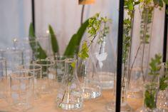 Lab glass from Elsje Designs.