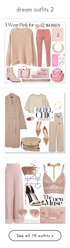 dream outfits 2 by ashleybenham on Polyvore featuring polyvore fashion style MANGO WtR London Corto Moltedo Impo Casetify Sydney Evan DIANA BROUSSARD Palm Beach Jewelry Ted Baker Zara Home Natural Life ban.do clothing IWearPinkFor A.L.C. The Row Gianvito Rossi NARS Cosmetics Sonia Rykiel Chloé Jonathan Simkhai Zimmermann Ray-Ban Eddie Borgo Tom Ford ootd polyvoreeditorial polyvorefashion New Look Harris Wharf London Loro Piana J.Crew SUSU TravelSmith Kate Spade Victoria, Victoria Beckham…