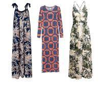 30 maxi-jurken onder de € 100 - Mode - Flair
