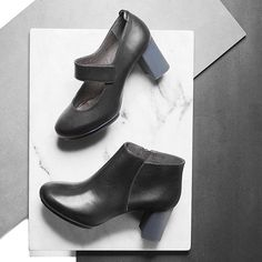 New from @camper. Love these unique sleek heels  Photographed to filth by @jhilldesign #shoes #shopping #fall #new #igersboston #instashoes #instafashion #instatrends #spain #fashion #heels #boots #simonsshoes