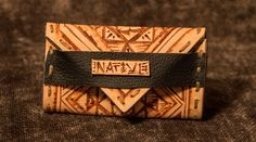 handmade leather pouch for concentrates  https://nativealignment.bigcartel.com