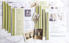 Family Tree Notebooks - Genealogy Pages to Make Family History Easier Genealogy Forms, Genealogy Research, Family Genealogy, History Page, Family History, Adoption Records, Passport Application, Dna Results, Military