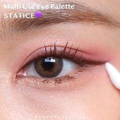 J Makeup, Korea Makeup, Korean Eye Makeup, Asian Makeup, Girls Makeup, Makeup Tips, Light Makeup Looks, Makeup Eye Looks, Simple Eye Makeup