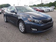 Brand New 2015 Kia Optima EX with a automatic transmission. MSRP of $28,355.