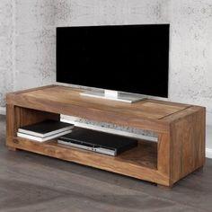 Tv möbel holz massiv  Bauholz Sideboard / Lowboard/TV-Möbel | Medienmöbel, TV Möbel und ...