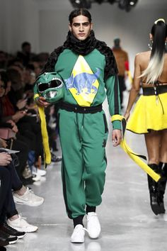 Bobby Abley Menswear Fall Winter 2017 London