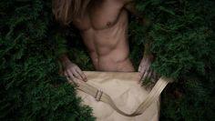 Paper Bag - Casual Panda   SS`2015 PANDAMITO  #pandamito #paperbag #fashion #eko #design #natural #noretouch