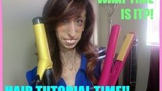 WHAT TIME IS IT?! HAIR TUTORIAL TIME! - YouTube