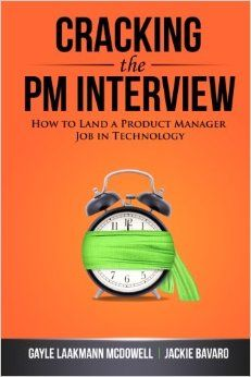 Cracking the PM Interview is a comprehensive book about landing a product management role in a startup or bigger tech company. Learn how the role varies across companies, what experience you need, how to make your existing experience translate, what a great PM resume and cover letter look like, and finally, how to master the PM interview questions.