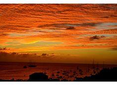 St. Barth Sunset