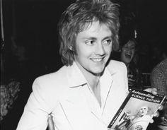 I love your smile, Roger.