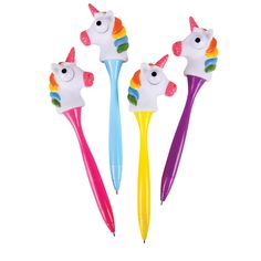 Add majesty to your school supplies. Shop GEDDES for hundreds of fun and affordable school supplies and toys like our Pop Out Eye Unicorn Pen. Mermaid Tutu, Mermaid Gifts, Cute School Supplies, Kids Party Supplies, Kids Birthday Gifts, Birthday Party Themes, Majestic Unicorn, Rhode Island Novelty, Under The Sea Theme