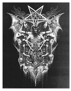 Mark Riddick - If you're a fan of maggots, claws, morbid faces, demons and intensely detailed sketches, then the work of artist Mark Riddick will take your b...